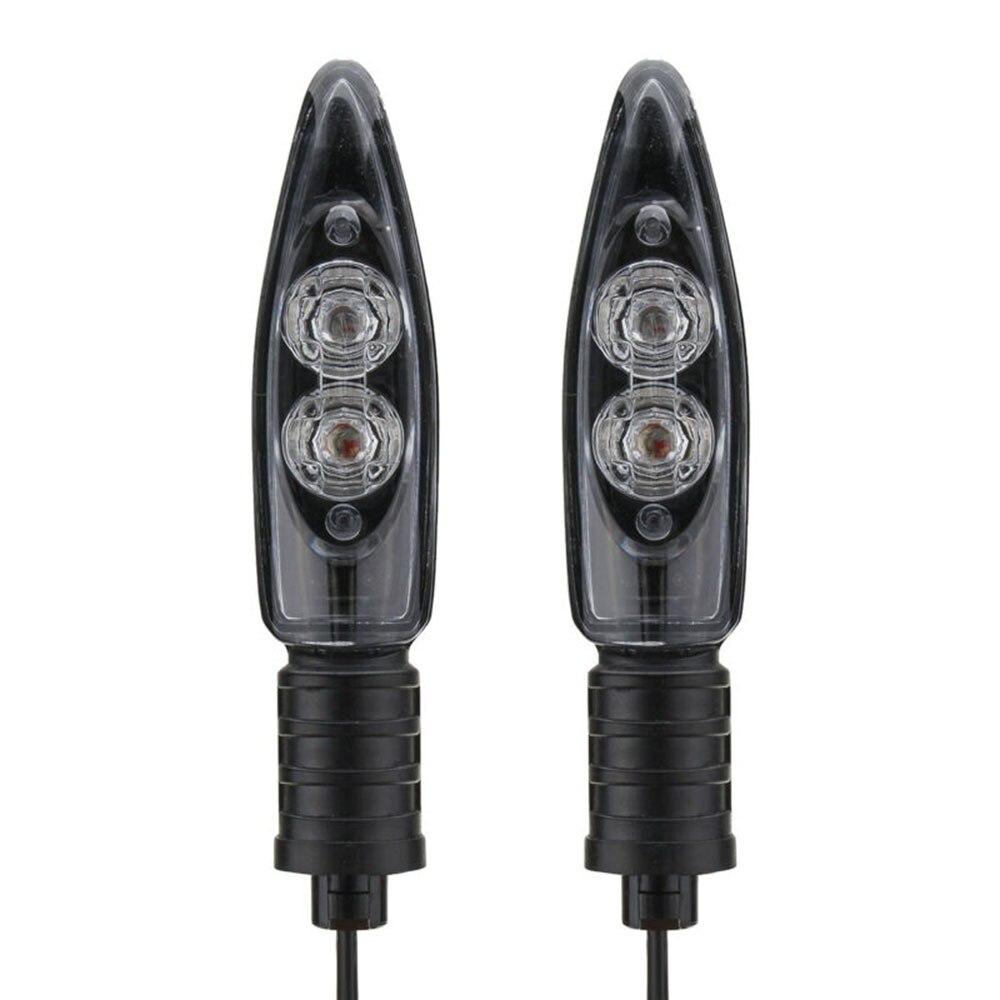 Clignotants Clignotants Avant Moto LED Clignotants Voyant Clignotant Lampe pour BMW R1200GS ADV 2014-2017