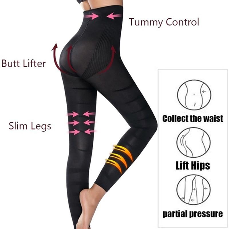 Tummy Control Seamless Leggings