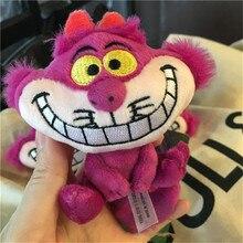 2pcs/lot Original Alice Cat Cute Mini Stuff Plush Toy Doll Pendant Girl Birthday Gift 10cm цена