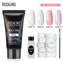 ROSALIND Polygel Nail Kit For N