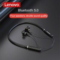 Lenovo-auriculares inalámbricos XE66 Pro, originales, deportivos, resistentes al agua, Bluetooth 5,0, alta calidad de sonido, Ultra Larga modo de reposo tiempo
