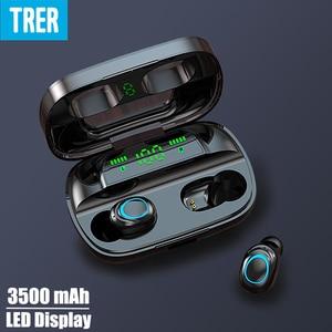 TRER In-Ear Earbud Headphones
