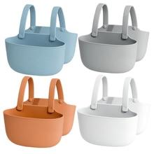 Drying-Rack Drain-Bag Storage-Basket Sink-Soap Kitchen-Accessories for Sponge Faucet