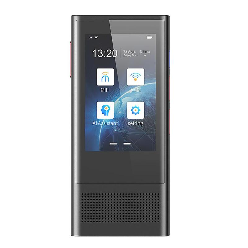 Boeleo W1 3.0 AI Voice Photo Translator 3.1 Inch IPS 4G WIFI 8GB Memory 2080mAh 117 Languages Portable OTG Translation
