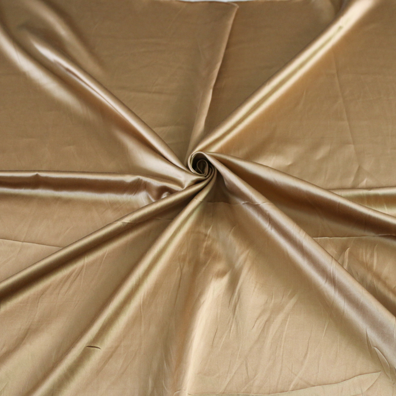 Beige Silk Natural Undyed Tussah Wild Silk Fabric Cruelty Free Silk Champagne Silk Washable Silk Durable Silk Pongee Silk Fabric