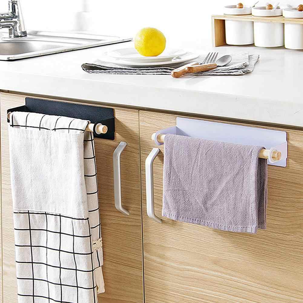 Wrought Iron Towel Rack Kitchen