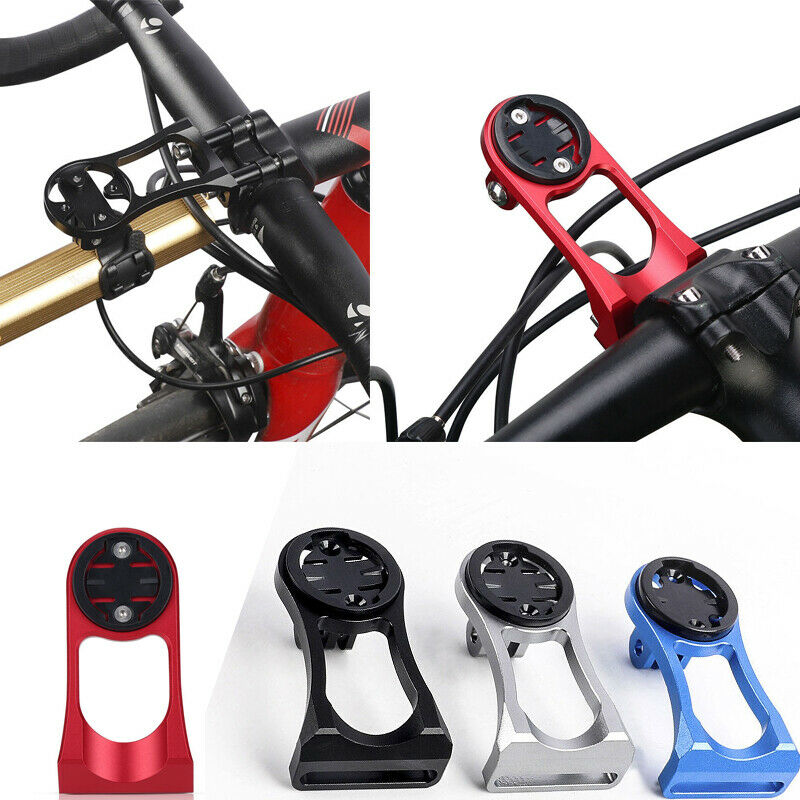 2020 Bicycle Computer For Garmin Out Front Stem Mount Cateye Bryton Edge Holder Gopro Light