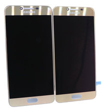 Original 5.2'' display for the SAMSUNG Super AMOLED Galaxy c5 pro c5010 LCD touch digitizer sensor glass unit for the Galaxy C5 цена