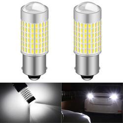 2pcs Led 1156 P21W BA15S Car LED Reverse Light Bulb W16W 921 T15 Backup Lamp For Hyundai I30 I20 I40 IX25 IX35 TUCSON 2019 Creta