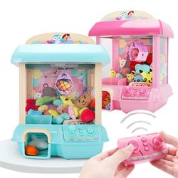 Mini Automatic Claw Machine Wireless Remote Control Children Game Toy
