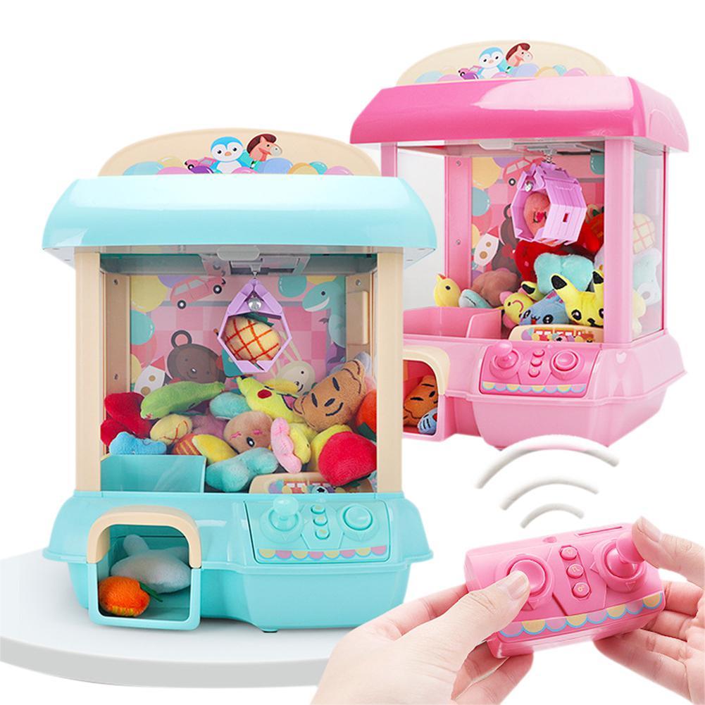 Mini Machine à griffes automatique sans fil télécommande enfants jeu jouet