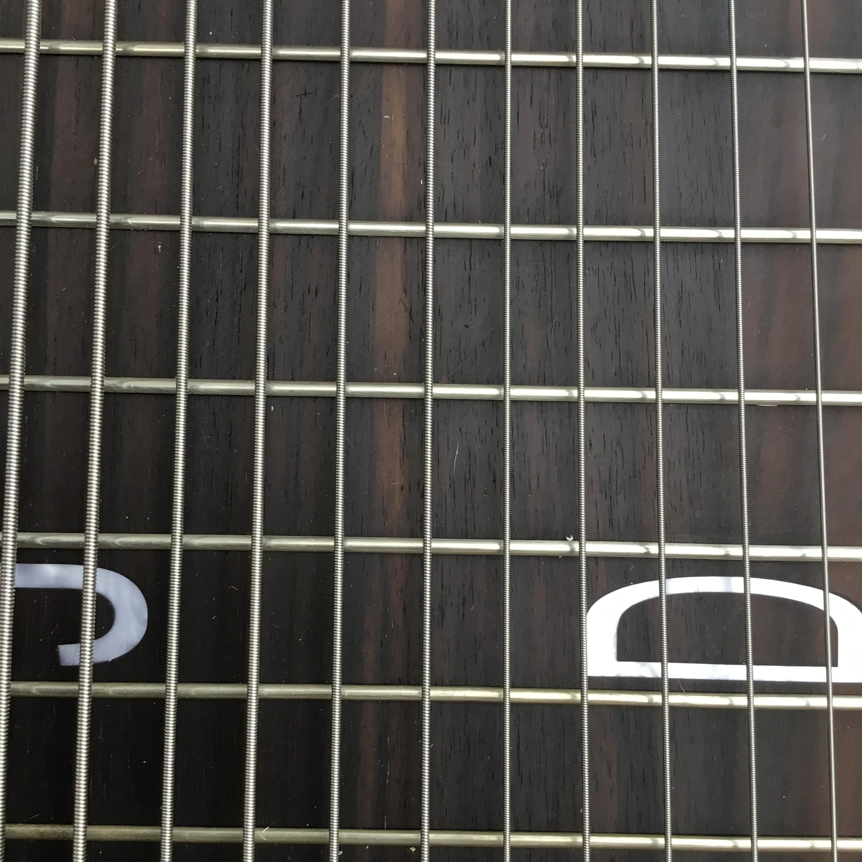 2020 Заводская 17 строка электрическая бас-гитара, гриф из красного дерева, Fretless декор, изготовленный на заказ предложение 2