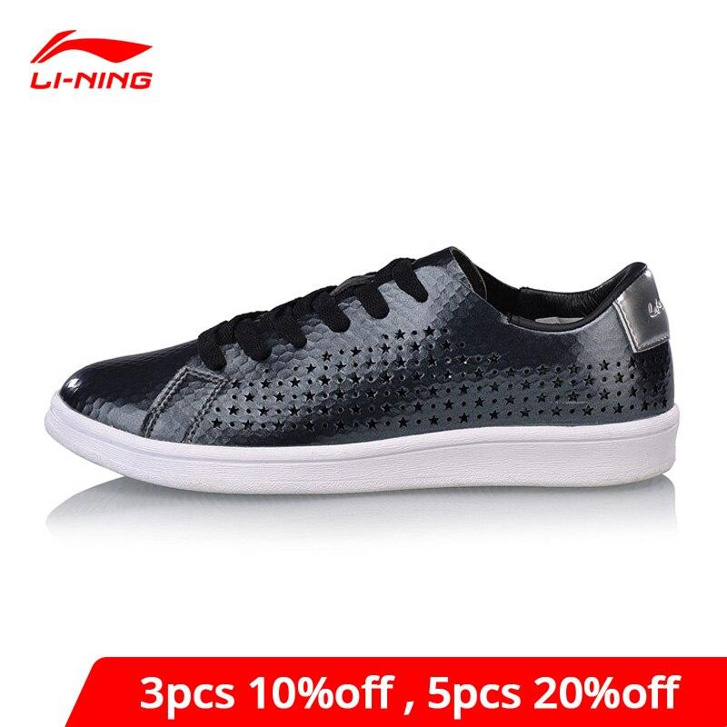 Li-Ning Women LN ENTERNITY Leisure Lifestyle Shoes Wearable Breathable LiNing Li Ning Fitness Sport Shoes Sneaker AGCN044 YXB182