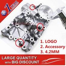 DSG DQ200 0AM 0AM325066AC 0AM325066C 0AM325066AE 0AM325066AE W VValve корпус накапливается корпус для Audi для Skoda 7 Скорость OAM OEM