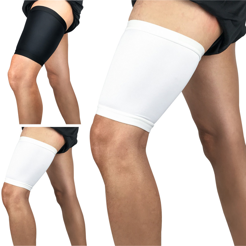 Sports Protective Gear Protection Thigh Compression Leg Sleeve Support Fitness