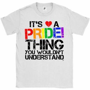 Это вещь, которую вы не поймёте ЛГБТ Мужская футболка