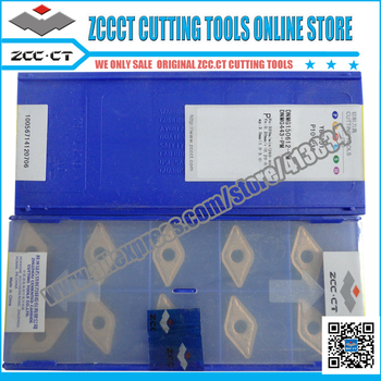 10pcs ZCCCT insert DNMG150612 -PM DNMG 150612 PM YBC251 Cemented Carbide CNC Inserts cutting tools cutter ZCC.CT DNMG150612-PM