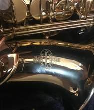 Buffet crampon cie um saxofone alto de paris e plana saxofone ouro laca nemusical instrumento latão saxofone com estojo e acessórios