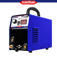 ITS200 Welding machine 2in1 Stainless/Carbon 200AMP TIG/MMA Welder & Tig torch 110/220V