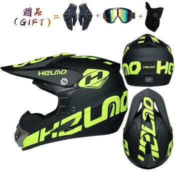 Motor Bike Cross Racing Motorcycle Helmet Safety Enduro Capacete Motorrad Cascos Downhill Bicycle Engine Cafe Racer ATV Helmets 27