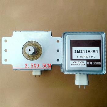 Oryginalna kuchenka mikrofalowa Magnetron 2M211A-M1 do Panasonic akcesoria do części mikrofalowych wymiana Magnetron tanie i dobre opinie AE-HCDM211 2M211 2M211A-M1 3 5 * 9 5cm Microwave Oven Magnetron