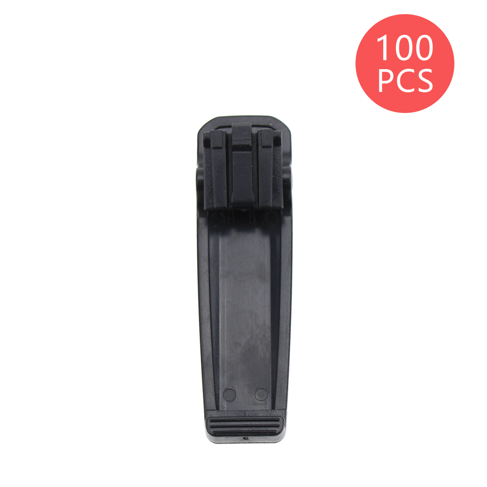 100X BP-279 BP-280 BP-280LI Battery Belt Clip For ICOM Radio