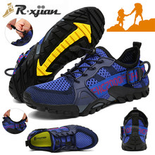 The Latest High-Quality Hiking Shoes Ultra-Light New Material Beach Sandals Breathable And Waterproof Surfing Sneakers