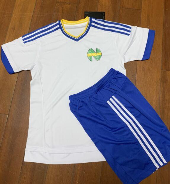 Kid/men Size, Nice Birthday Gits Maillot De Foot Captain Ozora Tsubasa Japan Chile Kits Oliver Atom Jersey Camisetas De Futbol