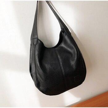 Vintage Leather Shoulder Bags  4