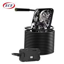 Y13 5.5ミリメートルwifi内視鏡カメラバッテリー画面表示HD1080p防水検査ボアスコープiphoneアンドロイド電話用
