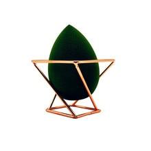 1pc maquiagem esponja cabaça pó puff rack de ovo em pó puff caixa suporte secador organizador beleza prateleira titular ferramentas dropshipping