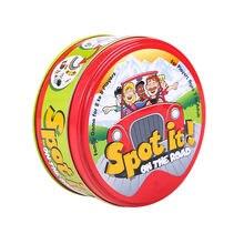 Juego de cartas de It Spot de 83mm, estilo Hip Hop, para fiestas, Chico, garabatos, juego en inglés, fiesta familiar