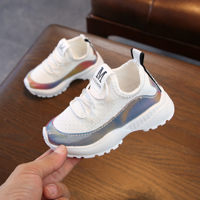 New Kids Shoes Girls Fashion Children Casual Shoes Toddler Sneakers Breathable Baby Boy Sport Running Shoes Zapatos Para Niños