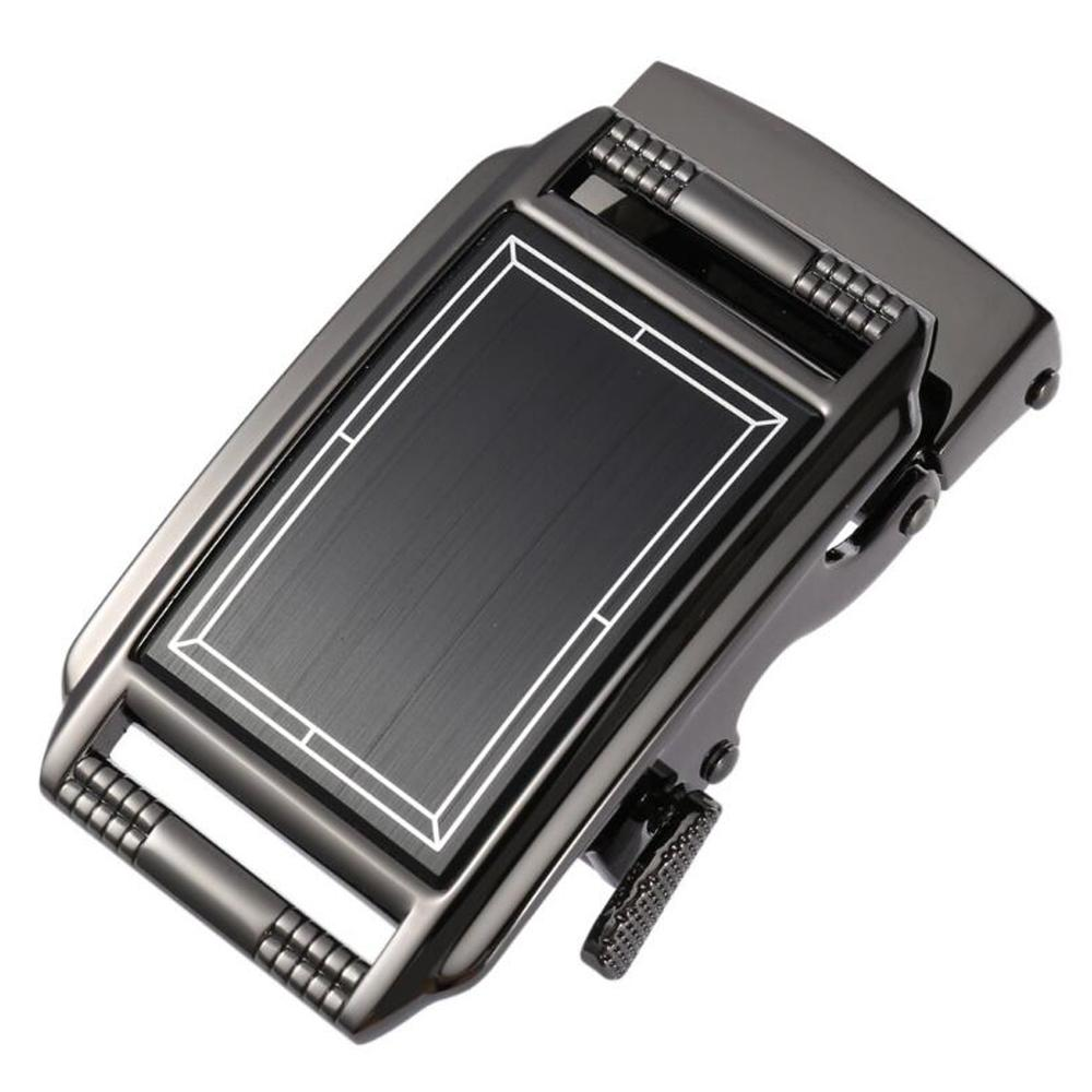 Men Automatic Buckle NEW Belt Agio Alloy Automatic Buckle Suitable For :3.3-3.6cm Belt New Male Leather Belt Only Buckle