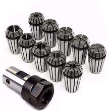 Motor-Shaft Engraving-Machine Er16 Lathe-Tool Spring-Collet Cnc Milling 10pcs Extension-Rod-Holder