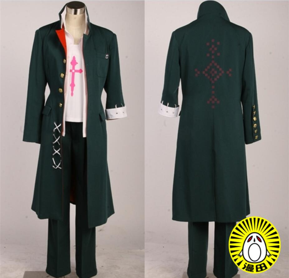 Tailored Custom Size Tanaka Gandamu Cos Anime Danganronpa2 3 -The End of Cosplay Costume Unisex Man Woman