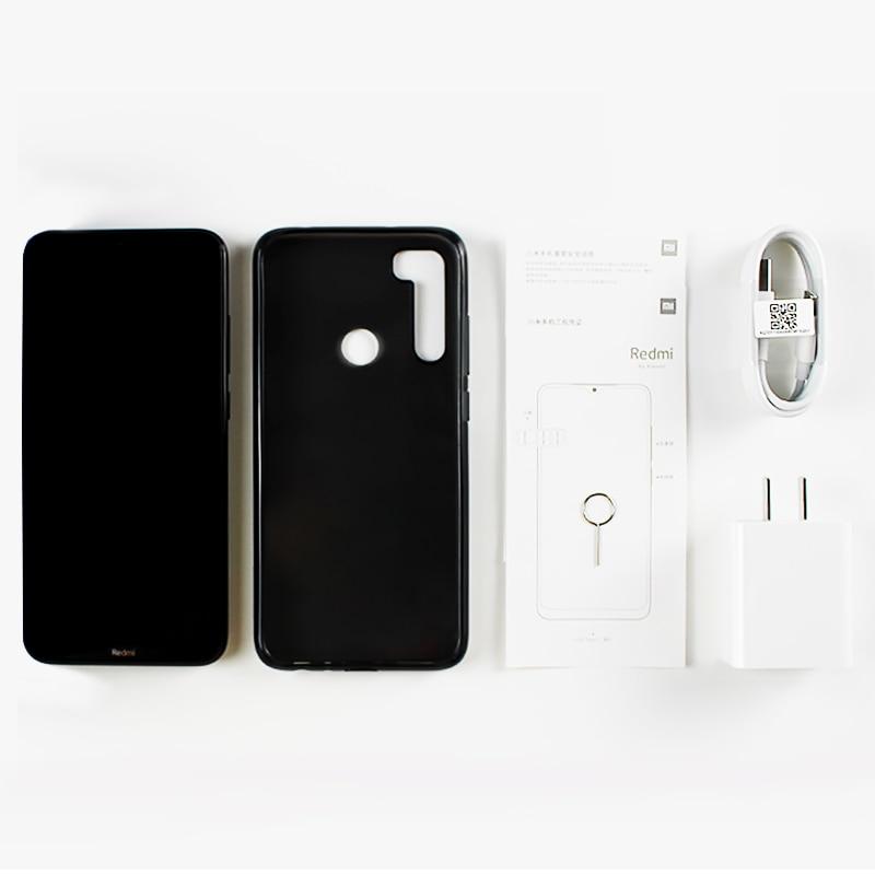 "Image 3 - Global ROM Xiaomi Redmi Note 8 4GB RAM 64GB ROM Octa Core Smartphone Snapdragon 665 48MP 6.3"" Screen Fast Charger Cellphone-in Cellphones from Cellphones & Telecommunications"