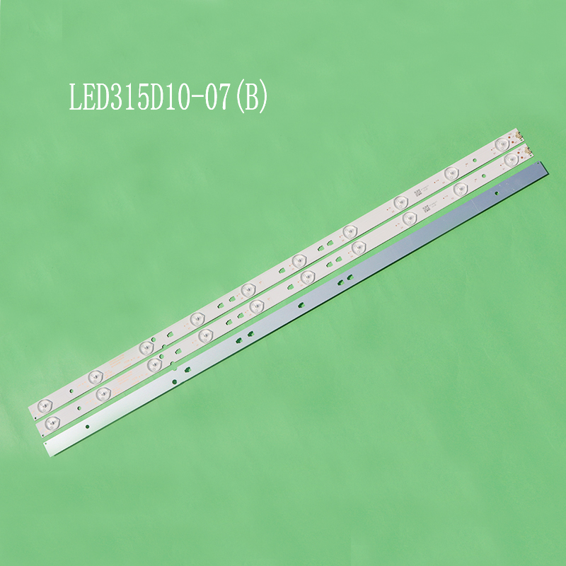New Original 10 Lamps Backlight Strip For 32PAL535 LE32B310N LED315D10-07(B) 30331510219 LED315D10-ZC14-07(A) 30331510213