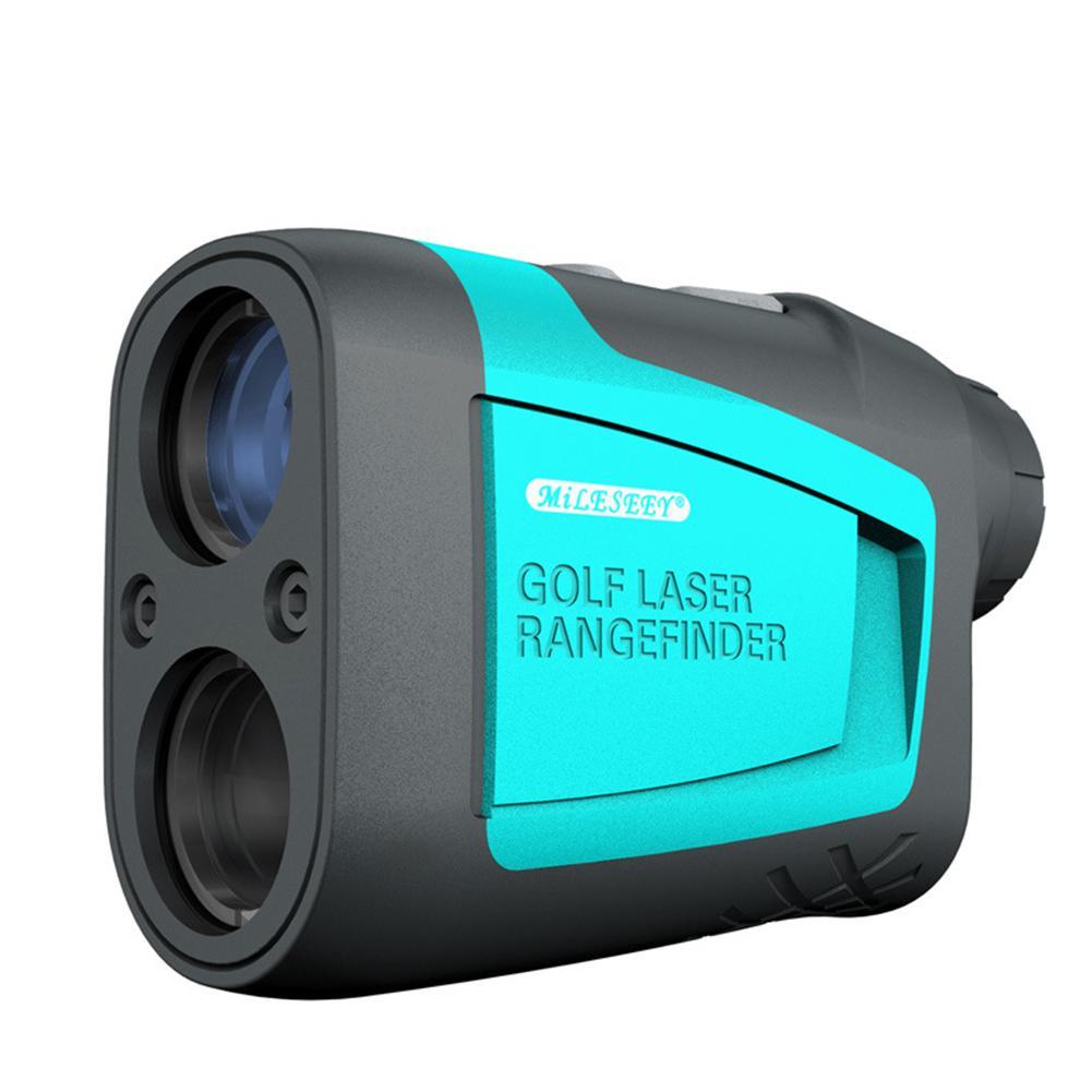 600M Laser Range Finder High-precision Laser Telescope Golf Hunting 6 Measurement Mode Precision Pro Rangefinder Scanning Model