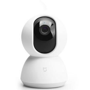 Image 2 - 기존 Mijia 스마트 카메라 업그레이드 된 1080P HD 컬러 저조도 기술 야간 360 각도 무선 Wifi APP For Smart Home