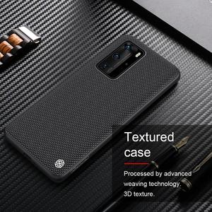 Image 3 - Case for Huawei P40 P40 Pro Case NILLKIN Textured Hard PC Soft TPU Luxury Non Slip Full Cover Phone Cases for Huawei P40 Pro Bag