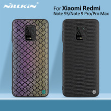 Redmi 10X 5G Case Redmi Note 9S Case Nillkin Pc Tpu Siliconen Sport Stijl Back Cover Voor Xiaomi Redmi Note Redmi Note 9 Pro Note 9 Pro Max(China)