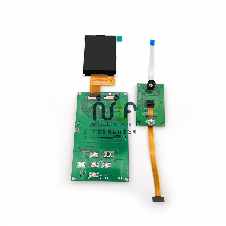 Handheld Thermal Imaging Camera Movement Thermal Imaging Temperature Measurement Module