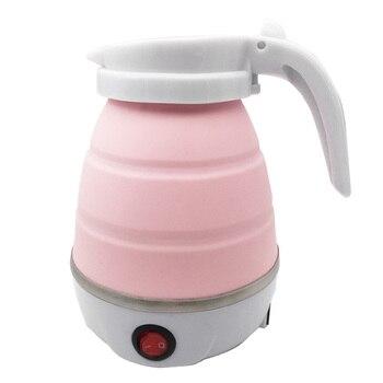 Silicone Folding Teapot 5