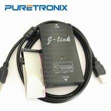 JLINK J-LINK V9 ARM Emulator USB-JTAG Adapter Emulator STM32 ARM MCU