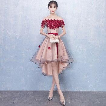 Petal Oriental Style Banquet Dresses Chinese Vintage Traditional Wedding Cheongsam Elegant Evening Party Gowns Plus Size XS-XXXL