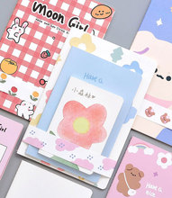 3шт/комплект ноутбук Каваи книга А6 пишу В5 А5 симпатичные дней план Примечание студент Блокнот школьные принадлежности
