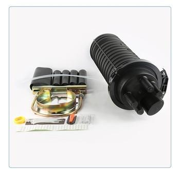 цена на Fiber Optic Enclosure Plastic optical fiber distribution box optic splice joint closure Dome Fiber Optic Spling Closure 5 ports