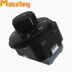 New High Quility Exterior Mirrors Adjust Switch Knob For SKODA Fabia Roomster 2006-2016 5J1 959 565 5J1959565
