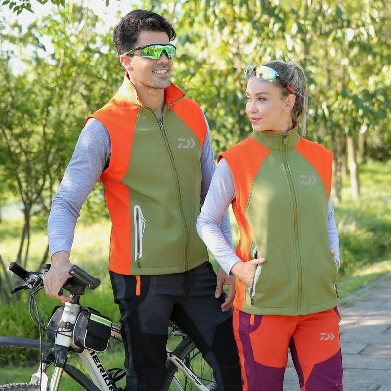 Daiwa 2020 roupas jaqueta de pesca removível
